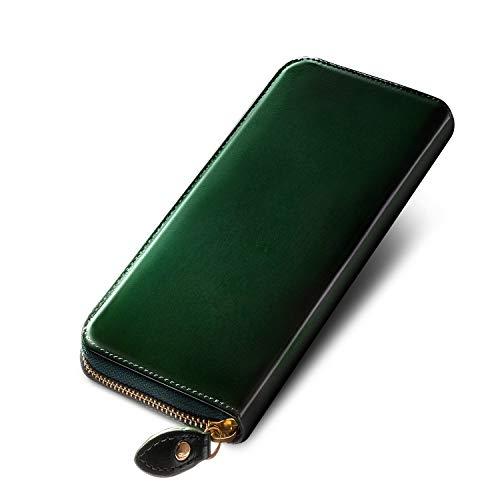 財布 メンズ 長財布 大容量 メンズ財布