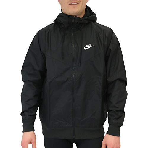 Nike AR2191 010 Sportswear Windrunner Jacke Schwarz