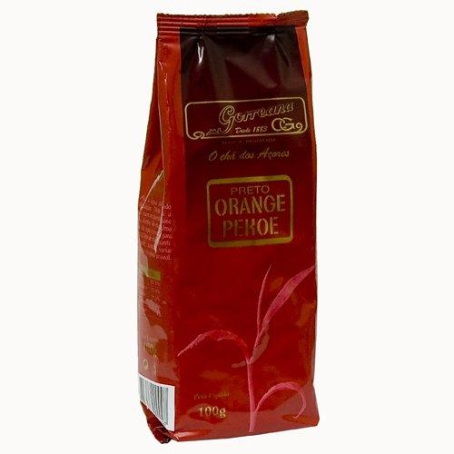 Gorreana organischer schwarzer orange Pekoe Tee von den Azoren-Inseln Açores Portugal
