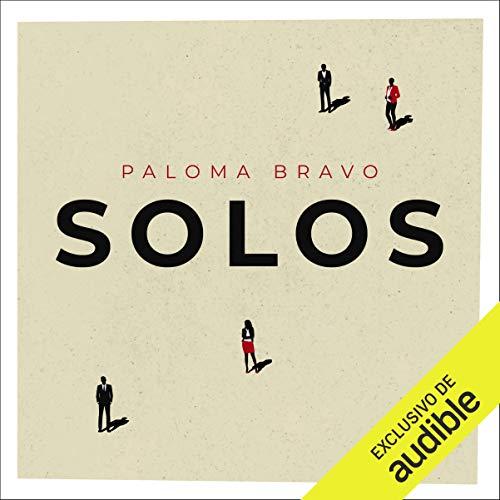 Diseño de la portada del título Solos (Narración en Castellano)