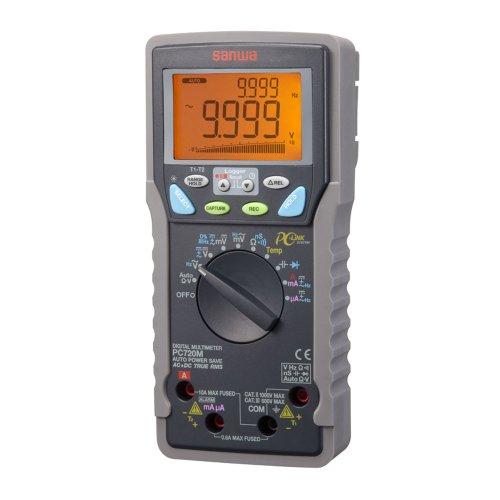 三和電気計器 デジタルマルチメータ PC720M