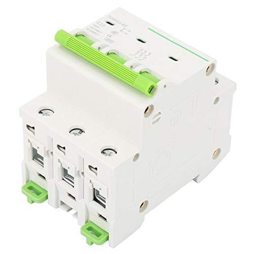 Interruttore automatico ignifugo a 3 poli a basso calore commerciale per uso industriale(25A)