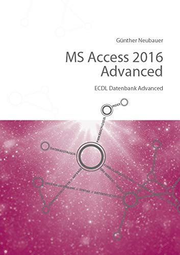 MS Access 2016 Advanced