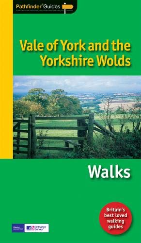 Pathfinder Vale of York & the Yorkshire Wolds: Walks (Pathfinder Guide)