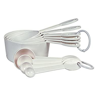 Prepworks by Progressive 10 - Piece Measuring Cup and Spoon Set