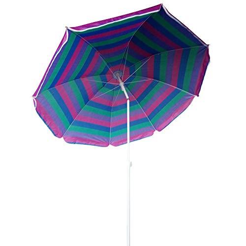 1.8m Balkon CantileVer opknoping Garden Sun Shade Parasol, Paraplu Anti-UV-zonnebank met 8 ribben voor openluchttuinen patio tent luifel,4