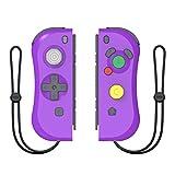 Huy Game Switch Wirel Controller Links Rechts Bluetoo Gamepad, Für N-Intend Switch NS Joy Game Mit Gri Für Switch