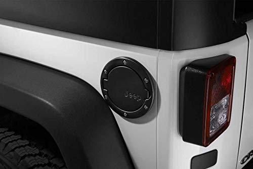 Jeep Wrangler K82210285AC Bouchon de réservoir 2 portes en couleur noir satiné
