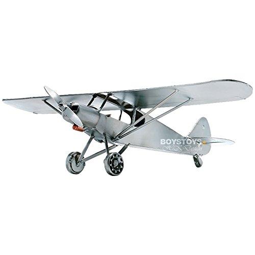 Metall-ART Design Flugzeugmodell Piper