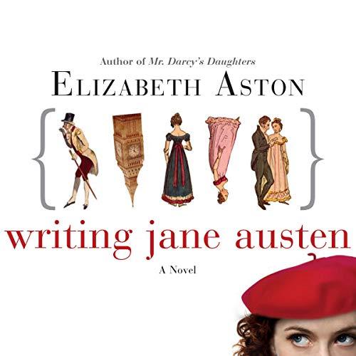 Writing Jane Austen audiobook cover art