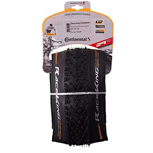 fedsjuihyg Accesorios para Bicicletas Herramienta Bicicletas Plegables de neumáticos de Repuesto Continental Camino de Bicicletas de montaña BTT neumáticos de protección (29x2.2cm)