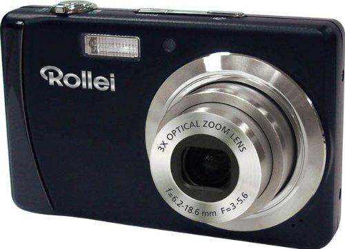 Rollei Compactline 102 - Cámara Digital Compacta 10 MP - Negro