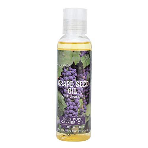 Druvkärnolja, 118 ml Naturliga fuktgivande kroppsoljor