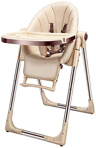 Check Out This HWZQHJY Multifunctional Baby High Chair, Toddler Chair, with Removable Tray and Backr...