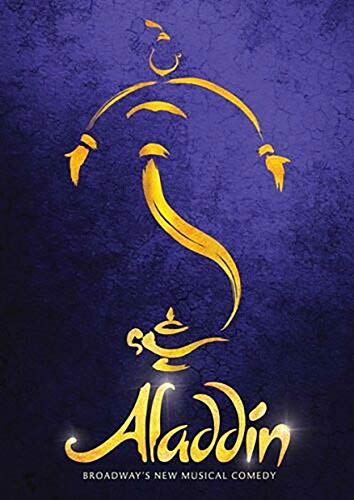 My Little Poster Plakat affiche Aladdin Broadway Musical Theatre