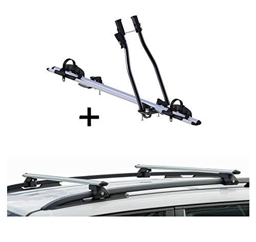 VDP fietsendrager SAGITTAR + raildrager CRV135 compatibel met Mini Countryman vanaf 17