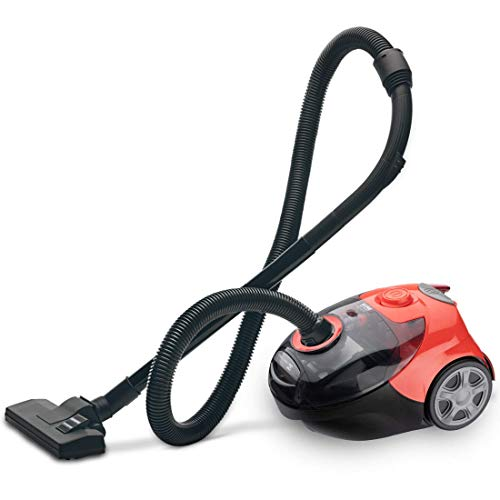 Eureka Forbes Fast Clean Vacuum Cleaner with 1150 Watts (Red & Black)