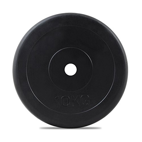 Bodymax Standard Rubber Weight Disc Plate - 10kg
