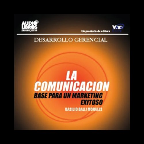 La Comunicacion [Communications] audiobook cover art