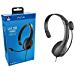 PDP Gaming LVL30 Wired Chat Headset - PlayStation 4, 051-107 - PlayStation 4 (Renewed)