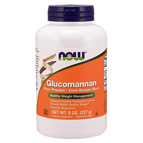 Glucomannan Powder (Konjac Powder)