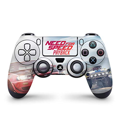 Skin Adesivo para PS4 Controle - Need For Speed Payback
