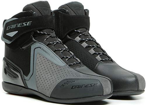 Dainese Energyca Air - Zapatillas de moto para mujer, color negro/gris, talla 41