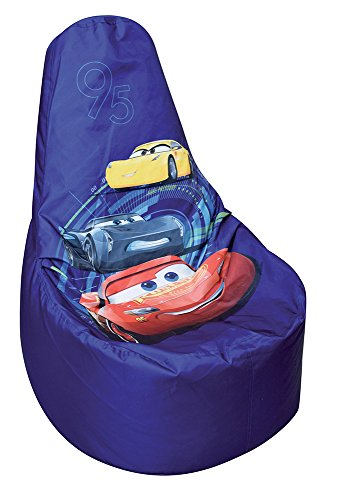 FUN HOUSE 712928 Sitzsack Disney Cars Birne
