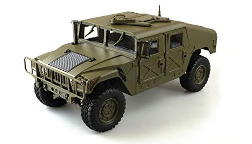 Amewi 22417 grün 4x4 U.S. Militär Truck 1:10 Army