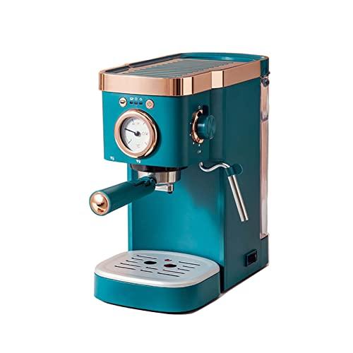 RONGJJ Cafetera Superautomática con 20 Bares De Presión para Espressos Y Cappuccinos,...