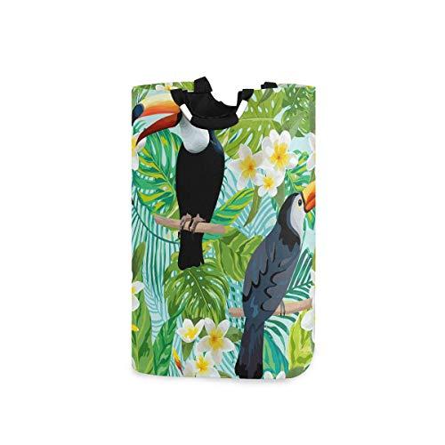 N\A Tucano Panier à linge pliable pour linge, panier à linge, panier de rangement, pliable, sac de rangement
