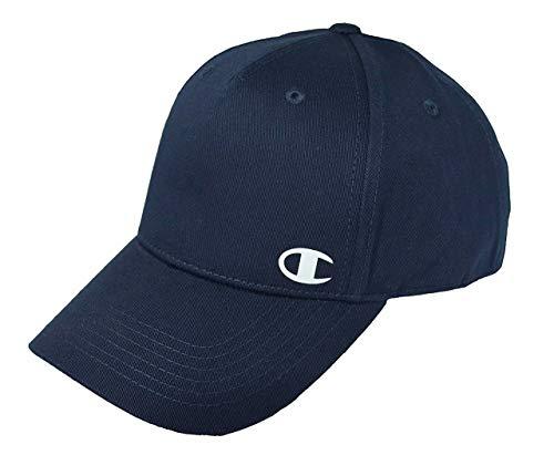 Champion Basecap, Unisex, Kappen mit Klettverschluss, blau, NEU, 1 Stück