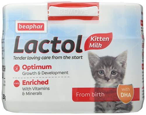 beaphar 8711231151868 Lactole Kätzchen, 250 g