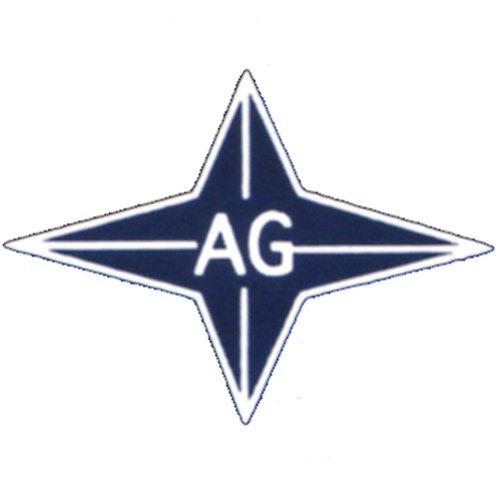 AG鉄黒皮パエリア鍋24cm