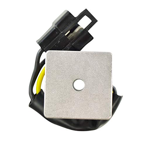 Voltage Regulator Rectifier For Ski-Doo Lynx Formula Mach Z MX Z Skandic Summit Tundra 280 440 500 583 670 800 1995 1996 1997 1998 1999 2000 2001 2002 2003 2004 2005 OEM Repl.# 515163800 410110600