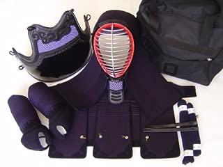 Ace Martial Arts Supply 5 mm Kendo Bogu Set + Free Bogu Bag
