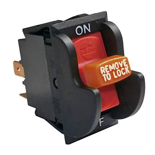 Ryobi OEM 089051003027 Replacement Switch hy7