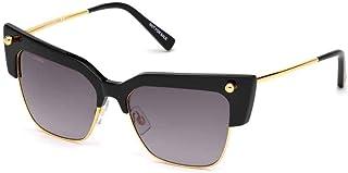Dsquared2 Women's DQ0279 Sunglasses Black