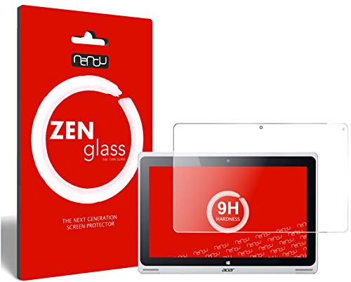 ZenGlass nandu I Flexible Glass Film compatible with Acer Aspire Switch 10 I Screen Protector 9H
