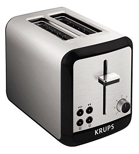 tostadora inox fabricante KRUPS