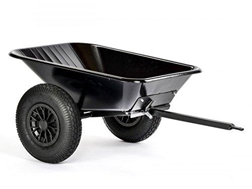 Anhänger Dumper für Dino Cars Gokart schwarz