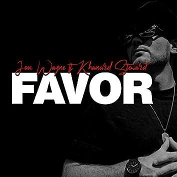 Favor (feat. Khanard Steward)