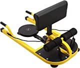 New Deep Squat Machine, Adjustable Height Sissy Squat Fitness Equipment, Sit Up Core Exercise Machine Bench,for Butt Abs Thighs Functional Core Workout Training Sit Up & Push Up Leg Exerciser