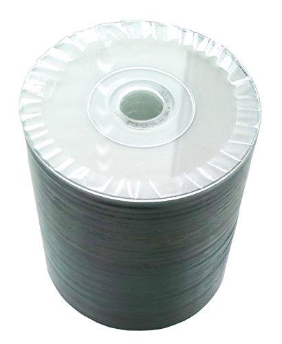 50 Mini CD-R Inkjet Printable Weiß, Bedruckbare Mini CD-R Rohlinge 8cm 200MB/22min MP-Pro für Tintenstrahldrucker mit Mini-CD Druck Funktion