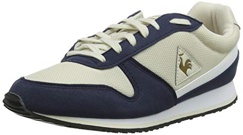 Le Coq Sportif Alpha II W Sport Dress Blue/Turtle Dove, Zapatillas para Mujer