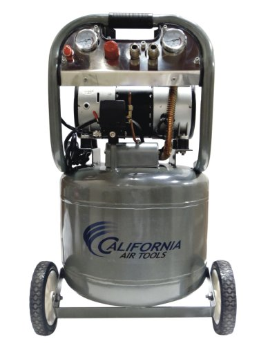 California Air Tools CAT-10020 Ultra Quiet and Oil-Free 2.0...