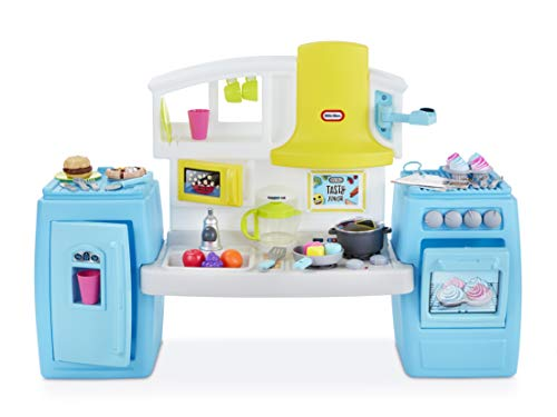little tikes- Sabrosa Cocina para Hornear y Compartir, Multicolor (MGA Entertainment UK LTD 649554M)