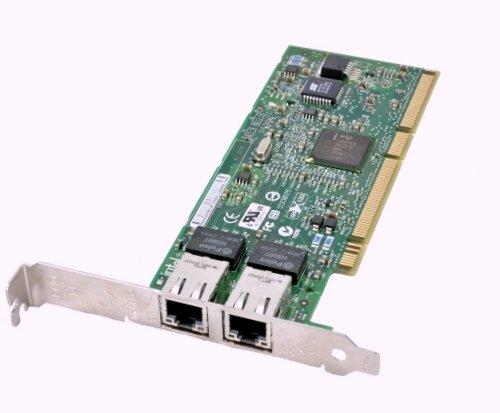 j1679Dual Port PCI-X GIGABIT SERVER Netzwerk adapter-dell