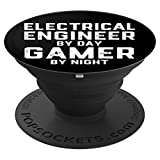 Electrical Engineer By Day Gamer By