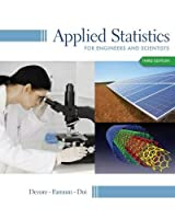 Applied Statistics for Engineers and Scientists by Jay L. Devore Nicholas R. Farnum Jimmy A. Doi(2013-08-08)